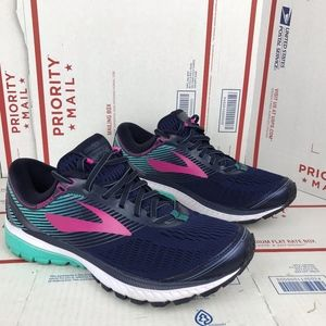 Brooks Womens Ghost 10 Shoes B451 Size 9.5